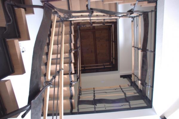 Remo Leghissa - Treppengeländer in Gangkofen