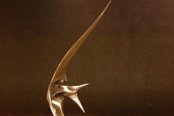 Remo Leghissa, Skulpture für den Wohnbereich - Sommernacht mini edition