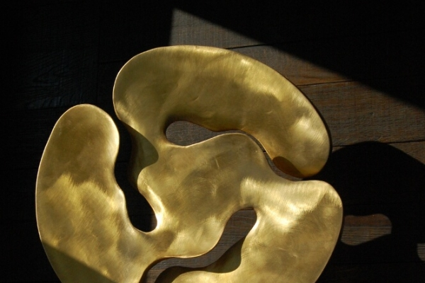 Remo Leghissa, Skulpture für den Wohnbereich - Sonnentanz