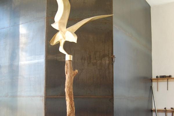 Remo Leghissa - Stahlverkleidung Buero