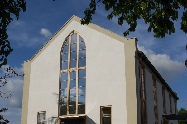 Remo Leghissa - Werkstatt Westfassade